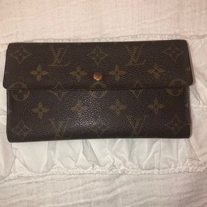 Louis Vuitton Bags - Louis Vuitton long wallet